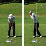 ゴルフスイングで頭は動く!動かすな!は間違い?ボールを良く見ろも間違い?