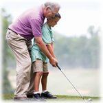ゴルフ初心者必見の練習方法!なぜボールに当たらない?まっすぐ飛ばないの?
