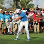 ゴルフスイング!ダウンスイングの自然落下や右肘の使い方のコツは左肘にあり⁉
