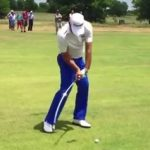 ゴルフスイング!ヘッドの重みを感じてスイング(打つ)とは?ヘッドを走らせる方法とは?
